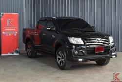 รถมือสอง Toyota Hilux Vigo 2.5 CHAMP DOUBLE CAB (ปี 2014) E Prerunner VN Turbo TRD Pickup AT