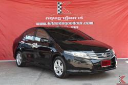 รถมือสอง Honda City 1.5 ( ปี 2012 ) S i-VTEC Sedan AT