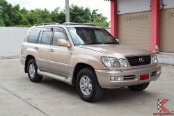 Toyota Land Cruiser (ปี 2002) 4.7 100 Cygnus Wagon AT