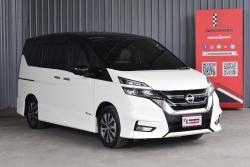 Nissan Serena 2.0 (2017) S-Hybrid High-Way Star 4WD Wagon AT