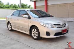 Toyota Corolla Altis 1.6 ALTIS (ปี 2012) G Sedan AT