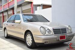 Mercedes-Benz E230 2.3 W210 (ปี 1996) Elegance Sedan AT