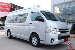 Toyota Hiace 3.0 COMMUTER (ปี2014) D4D Van MT