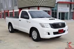 รถมือสอง Toyota Hilux Vigo 2.5 CHAMP SINGLE (ปี 2015) J STD Pickup MT
