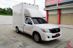 Toyota Hilux Vigo 2.7 CHAMP SINGLE (ปี 2014) CNG Pickup MT