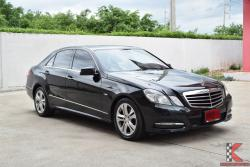 Mercedes-Benz E250 CGI BlueEFFICIENCY 1.8 W212 (ปี 2011) Avantgarde Sedan AT