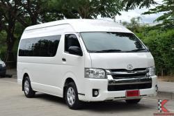 รถมือสอง Toyota Hiace 3.0 COMMUTER (ปี 2015 ) D4D Van MT