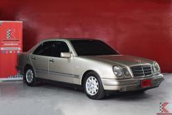 รถมือสอง Mercedes-Benz E230 2.3 W210 (ปี 1996) Elegance Sedan AT
