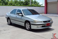 Peugeot 406 2.0 (ปี 2002) STA Sedan AT