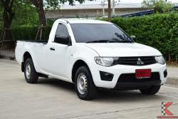 รถมือสอง Mitsubishi Triton 2.4 SINGLE (ปี 2014) GL Pickup MT