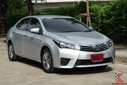 รถมือสอง Toyota Corolla Altis 1.6 (ปี 2014) G Sedan AT