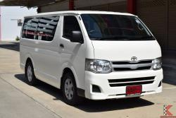 Toyota Hiace 2.5 ตัวเตี้ย ( ปี 2011 ) D4D Van MT