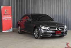 รถมือสอง Mercedes-Benz C200 2.0 W205 (ปี 2015) Avantgarde Sedan AT
