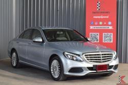 Mercedes-Benz C180 1.6 W205 (ปี 2015) Sedan AT