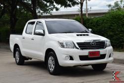รถมือสอง Toyota Hilux Vigo 2.5 CHAMP DOUBLE CAB ( ปี 2013 ) J Pickup MT