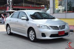 Toyota Corolla Altis 1.6 (ปี2012) E Sedan AT