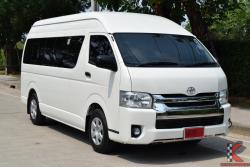 Toyota Hiace 3.0 COMMUTER (ปี2019) D4D Van AT