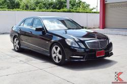 Mercedes-Benz E200 CGI BlueEFFICIENCY 1.8 W212 (ปี 2012) Elegance Sedan AT