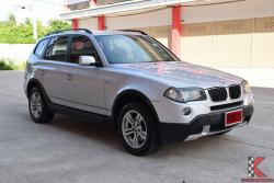 BMW X3 2.0 E83 (ปี 2009) xDrive20d SUV AT ราคา 739,000 บาท