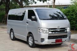 รถมือสอง Toyota Hiace 3.0 ตัวเตี้ย (ปี 2015 ) D4D Van MT