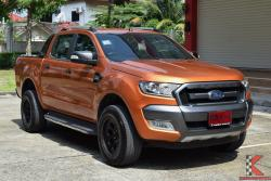 Ford Ranger 2.2 DOUBLE CAB (ปี 2016) Hi-Rider WildTrak Pickup AT