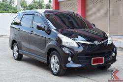 Toyota Avanza 1.5 (ปี 2013) S Hatchback AT