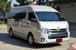 Toyota Hiace 3.0 COMMUTER ( ปี 2015 ) D4D Van AT