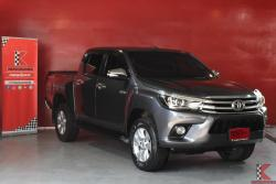 Toyota Hilux Revo 2.4 ( ปี 2017 ) DOUBLE CAB Prerunner E Plus Pickup MT