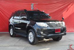 Toyota Fortuner 2.7 (ปี 2012) V SUV AT