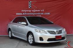 รถมือสอง Toyota Corolla Altis 1.6 (ปี 2012) E Sedan AT