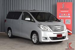 รถมือสอง Toyota Alphard 2.4 (2014) V Van AT