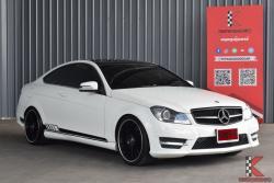 รถมือสอง Mercedes-Benz C180 AMG 1.6 W204 ( ปี 2013 ) Coupe AT