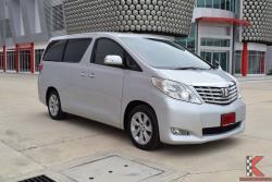Toyota Alphard (ปี 2008) V 2.4 AT Van ราคา 1,220,000 บาท