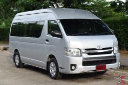 รถมือสอง Toyota Hiace 3.0 COMMUTER (ปี 2015 ) D4D Van