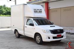 Toyota Hilux Vigo 2.5 CHAMP SINGLE (ปี 2015) J Pickup MT