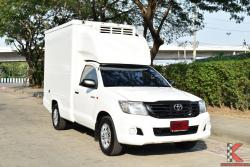 Toyota Hilux Vigo 2.7 CHAMP SINGLE (ปี 2015) CNG Pickup MT