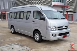 Toyota Hiace 2.5 COMMUTER (ปี 2006) D4D Van MT ราคา 679,000 บาท