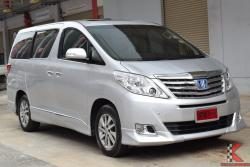 Toyota Alphard 2.4 (ปี 2014) HV Van AT