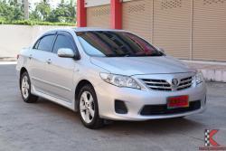 Toyota Corolla Altis 1.8 ALTIS (ปี 2012) G Sedan AT