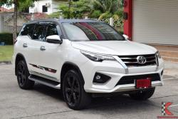 Toyota Fortuner 2.8 ( ปี 2017 ) TRD Sportivo SUV AT