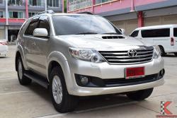 รถมือสอง Toyota Fortuner 3.0 (ปี 2013) V SUV AT