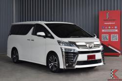 รถมือสอง Toyota Vellfire 2.5 (ปี 2018) Z G EDITION Van AT