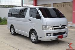 Toyota Hiace 2.5 ตัวเตี้ย (ปี 2009) D4D Van MT
