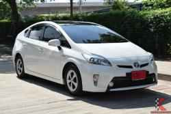 Toyota Prius 1.8 (ปี 2012) Hybrid Top option grade Hatchback AT