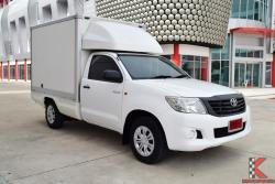 Toyota Hilux Vigo 2.5 CHAMP SINGLE (ปี 2012) J Pickup MT ราคา 329,000 บาท