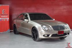 รถมือสอง Mercedes-Benz E220 CDI 2.1 W211 ( ปี 2005 ) Classic Sedan AT