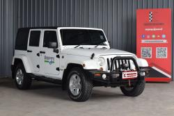 Jeep Wrangler 2.8 (ปี 2014) Unlimited CRD 4WD Wagon AT