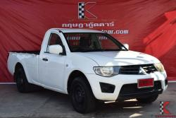 รถมือสอง Mitsubishi Triton 2.4 SINGLE (ปี 2013) CNG Pickup MT