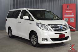 รถมือสอง Toyota Alphard 2.4 ปี 2013 HV Van AT