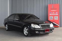รถมือสอง Mercedes-Benz S280 2.8 W220 ปี 2006 L Sedan AT